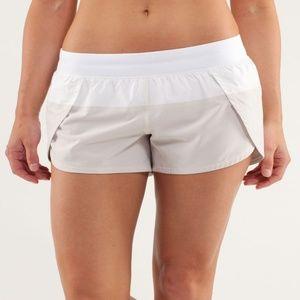 Lululemon Breeze By Run Shorts 8
